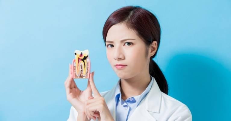 Fogszuvasodás Érd Oralcentrum